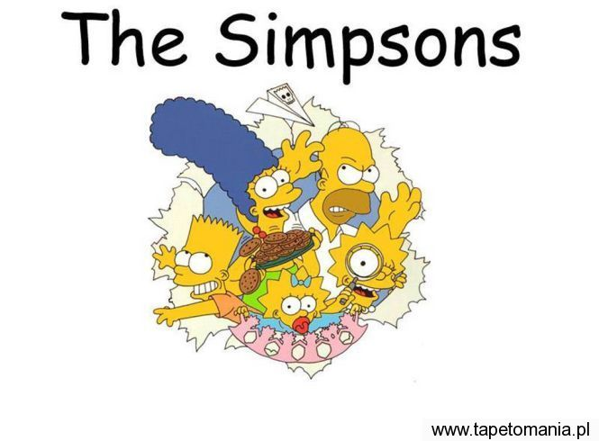 The Simpsons Wallpaper 1024 X 768 (82), tapety The Simpsons, The Simpsons tapety na pulpit, The Simpsons