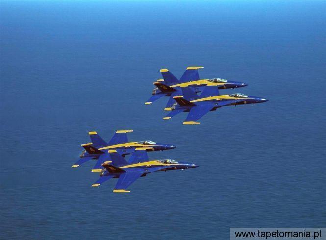 blue angels e, tapety Militarne, Militarne tapety na pulpit, Militarne