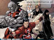 New X Men Hellions