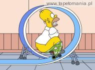 The Simpsons Wallpaper 1024 X 768 (102)